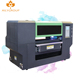 Multifunction high resolution industrial led uv flat flatbed printer