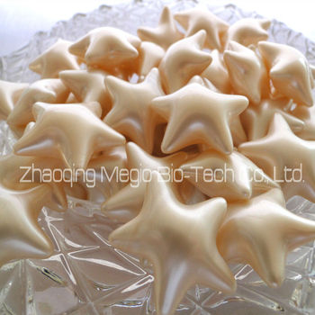wholesale bath oil beads star shape