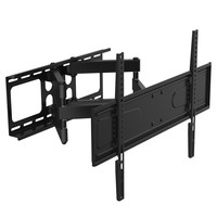 Adjustable Height Ceiling Vesa 200x100 Wall Mount Tv Mount Stand With Flat Screen