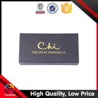 Get Your Own Designed Oem Service Recycled High Quality Cosmetic Paper Packing Box