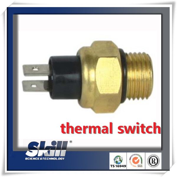 factory price motor thermal switch 65C normally-off