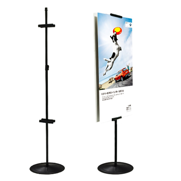 No Moq Limited cheap outdoor foam board poster display <strong>stand</strong>