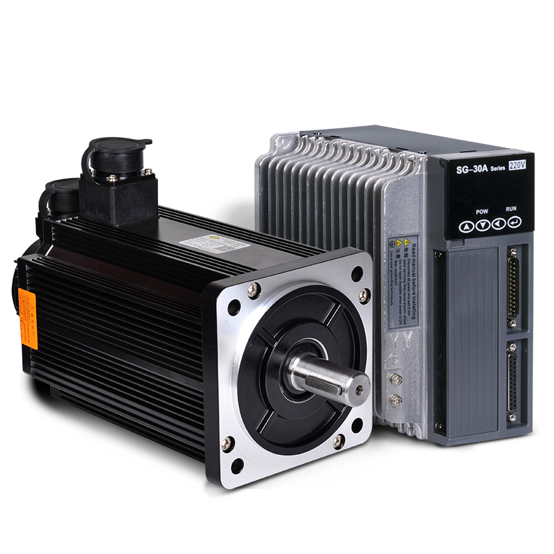 Taizhou baigela 130SG-M10015 130mm 1.5kw 3 phase Ac Servo <strong>Motor</strong> for CNC machine