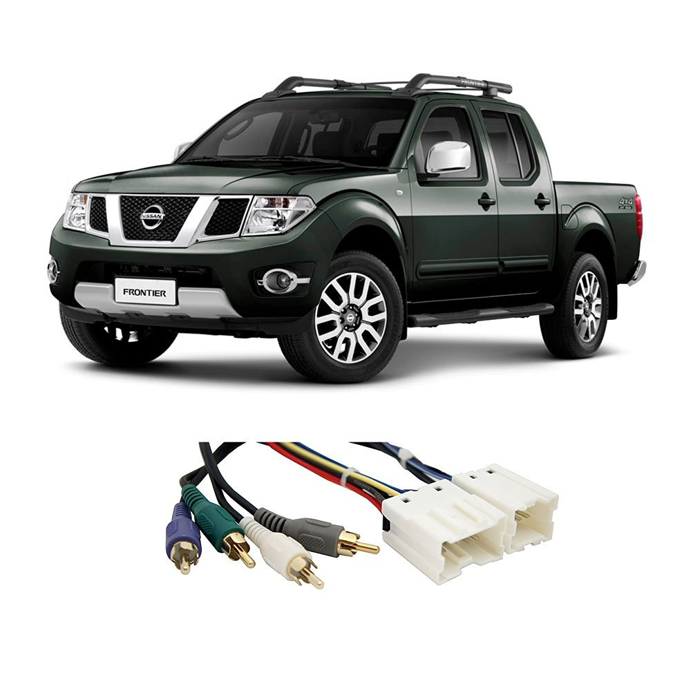 Fits Nissan Frontier 09-16 (Premium Sound) Factory to Aftermarket Radio Harness