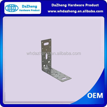 Hot Dip Galvanized Metal Joist Hanger Wood Connector