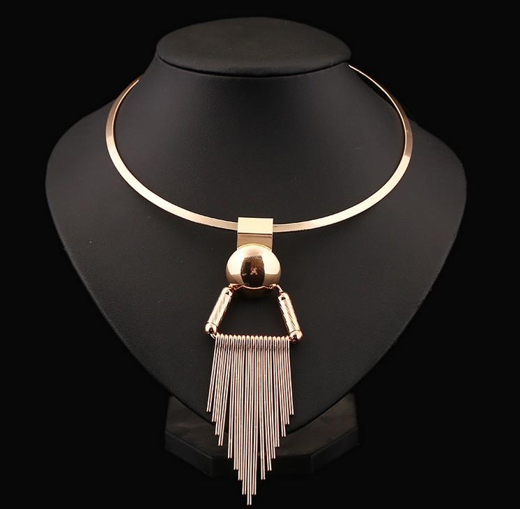 48f1a9cb31e8 Venta al por mayor moda collar de moda-Compre online los mejores ...