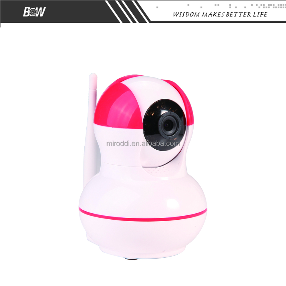 New Product Security Night Vision Wifi IP Camera Wireless With Monitor Receiver Free APP