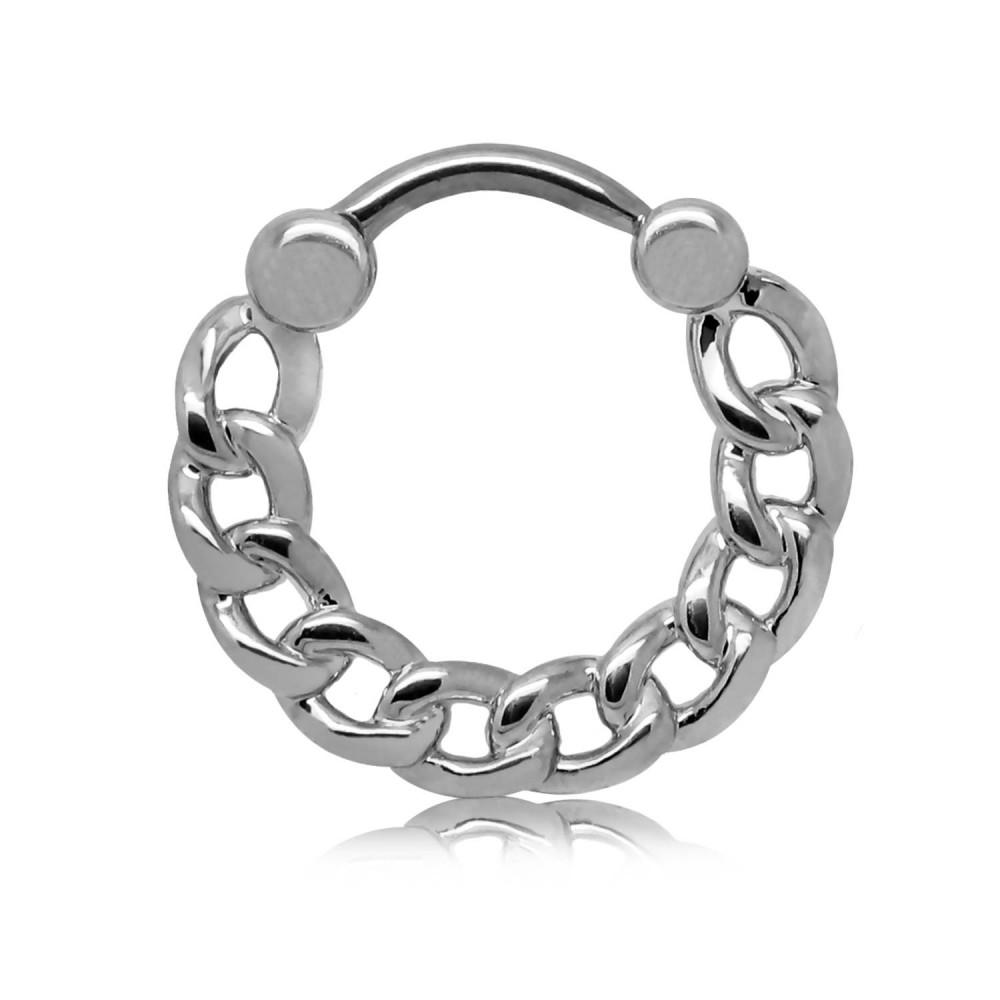 Septum Ring Free Sample Body Piercing Jewelry