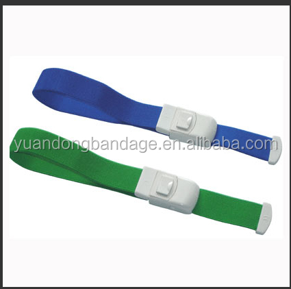 YD20059 First aid Latex free Tourniquet Variable Quick Release bandage