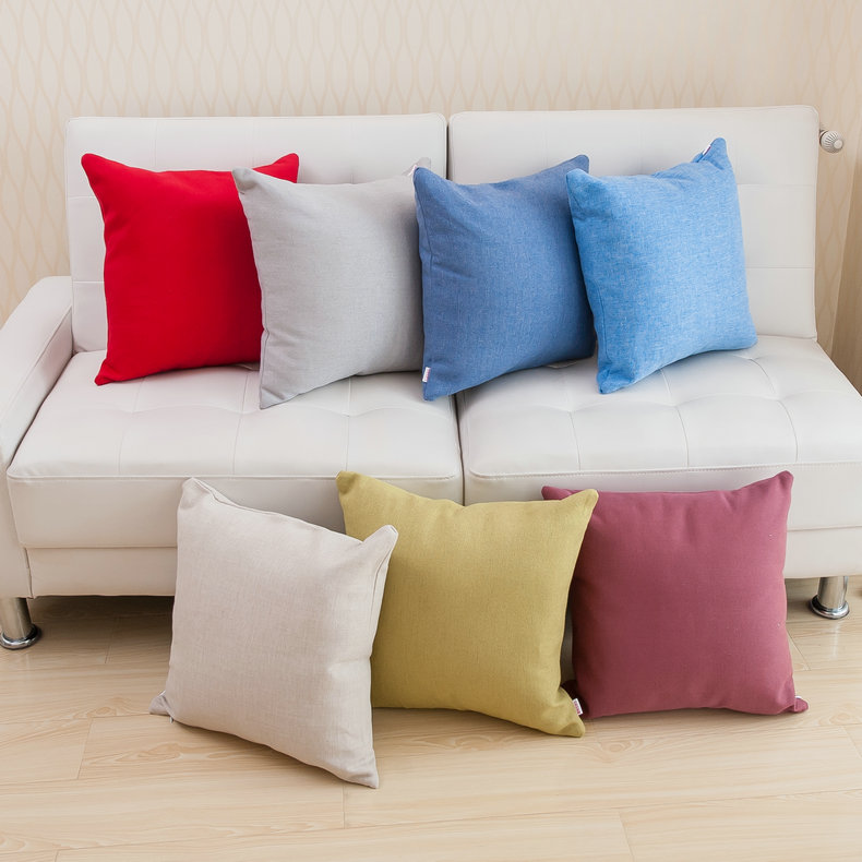 High quality pure sofa 100 linen fabric for upholstery for Where to buy good quality sofa