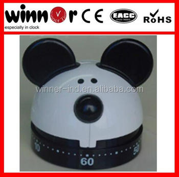 Pig Plastic Kitchen Timer Oven Switch Online Stopwatch