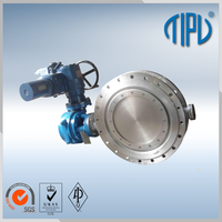 API609 Hand Operation 12 butterfly valve for oil