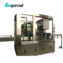 automatic soda pet cans aluminium soda canning machine production line