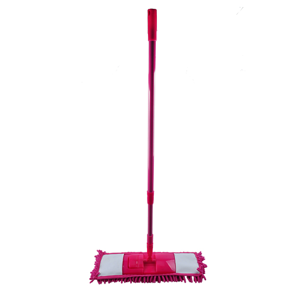 super quality durable in use alum handle wooden floor flat mop