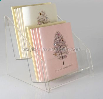 2 tier acrylic wedding greeting card display stand buy 2 tier 2 tier acrylic wedding greeting card display stand m4hsunfo