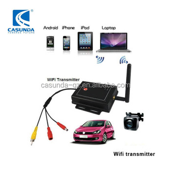 Bluetooth Mini Camera With Car Wifi Transmitter Working With Iphone,Ipad  And Android System - Buy Bluetooth Mini Camera,Wifi Camera,Bluetooth Camera