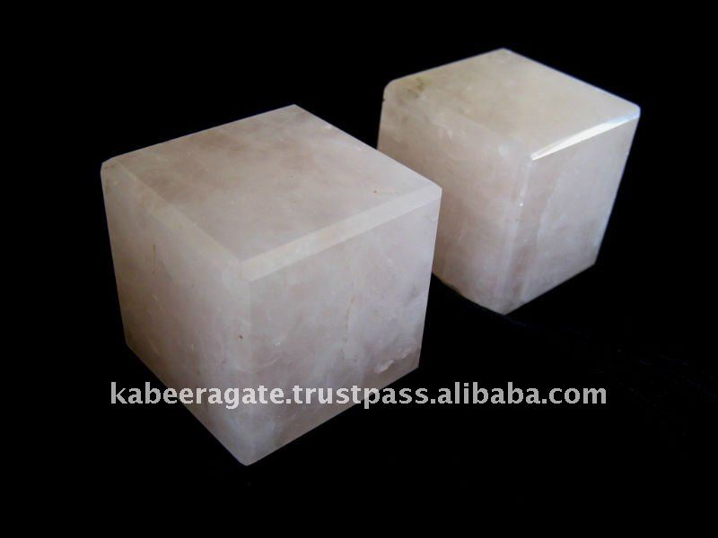Platonic Solid Cube: Scared Geometry Crystals