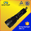 High quality led diving flashlight best selling products in europe