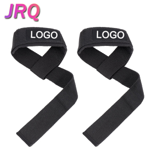 Amazon Popular Customized Lifting Straps Fitness Wrist Wraps Padded Weight lifting Wrist Strap