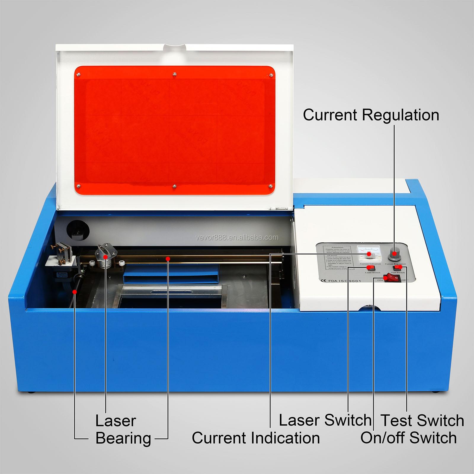 Обновленная высокоточная и высокая скорость третьего поколения CO2 лазерная d100-3.jpg