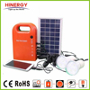 kit portable solar system for light 3W 9V excellent quality portable solar lighting system