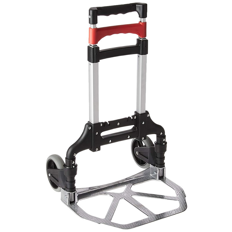 Aluminum 2 Wheel Dolly Small Folding Hand Truck