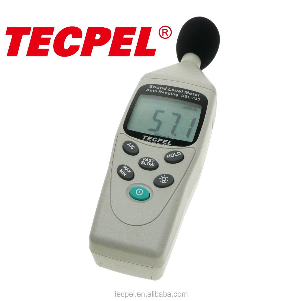 Dsl-333 Sound Level Meter Taiwan Noise Db Meter - Buy Sound Level Meter Db  Meter Noise,Digital Sound Level Meter Noise,Sound Level Meter Noise Product