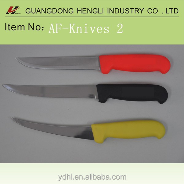 seafood fishery processing filleting hooks knives