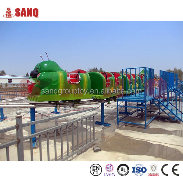 Amusement Ride Track Coaster Train Roller Coaster Seats For Sale