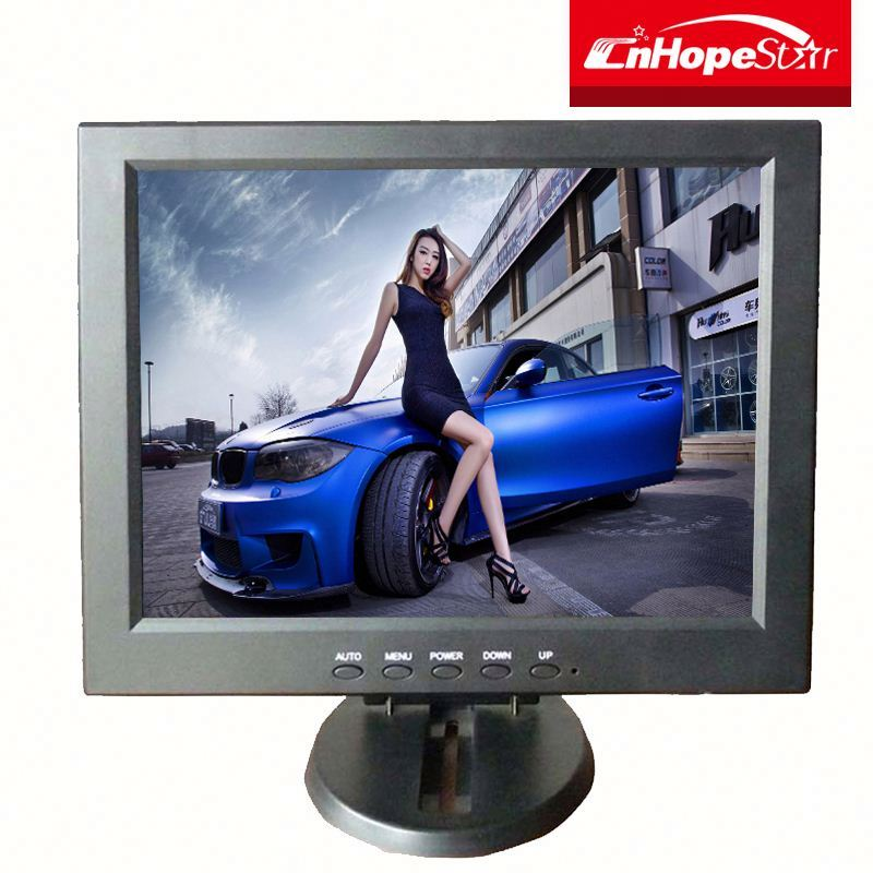 TFT Monitor 12'' indoor Multi Touch Desktop LCD Monitor