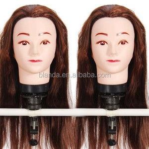 Hot selling best quality training mannequin head for hairdresser