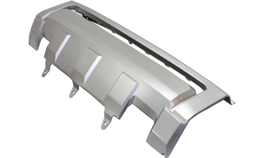 New Evan-Fischer EVA178012715224 Front, Center BUMPER COVER Primed Direct Fit OE REPLACEMENT for 2014-2015 Toyota Tundra *Replaces Partslink TO1000403