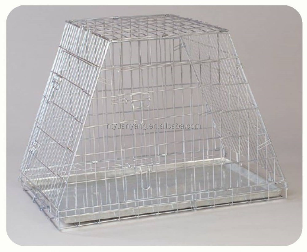 Foldable can carry cob cage, dog cage wire cage, dog house cat cage.