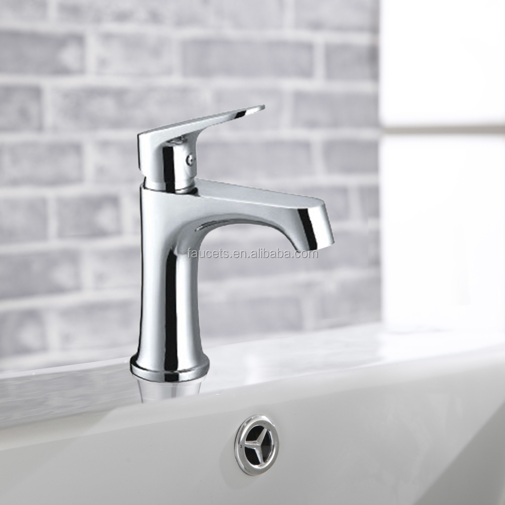 Hot and Cold Water Supplied Vessel Sink Faucet