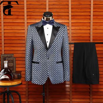 China Suit Factory Latest Design Mens Coat Pant Designs Wedding