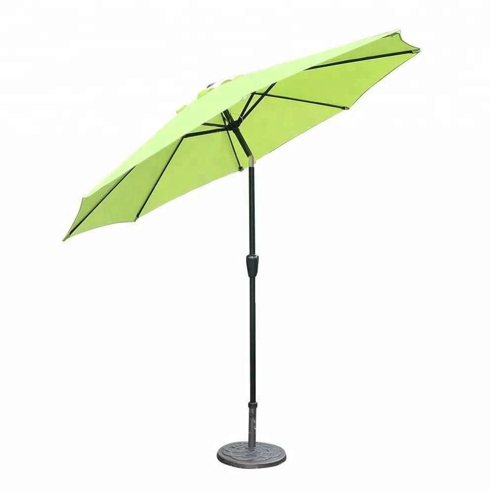 3 3m Large Beach Indian Sun Garden Parasol Umbrella Outdoor With