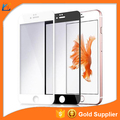 3D full cover tempered glass for iphone7 full coverage glass for 6/6s