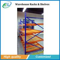 Wholesale industrial automation storage racking gear carton flow rack,Rolling Racking/carton flow rack/logistics equipment