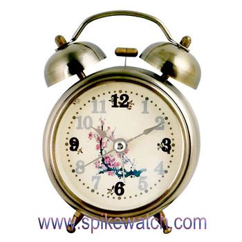 Twins Bell Alarm Clock,Happy Alarm Clock,Cheap Price Clock - Buy Twins Bell  Alarm Clock,Twins Bell Alarm Clock,Happy Alarm Clock Product on