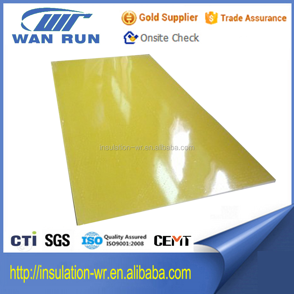 Wanrun Insulation Material FR-4 3240 Epoxy Glass Fiber Laminate Sheet