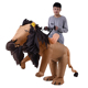Cheap Mascot Animal Lion Inflatable Costume For Kids