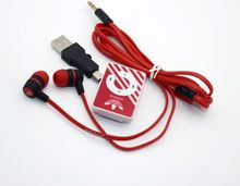 Wholesale MINI Clip MP3 Player With Micro TF SD Card Slot With Cable USB High Quality