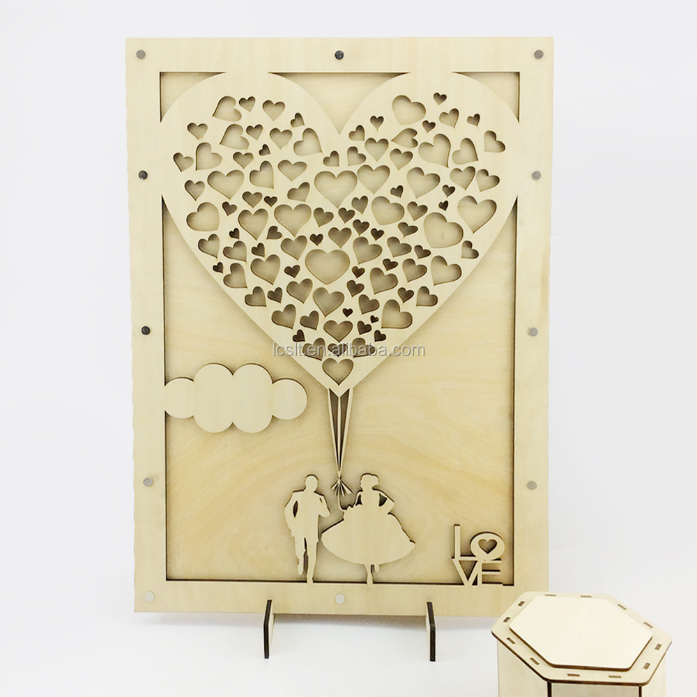 Wood Heart Shape, Wood Heart Shape Suppliers and Manufacturers at ...