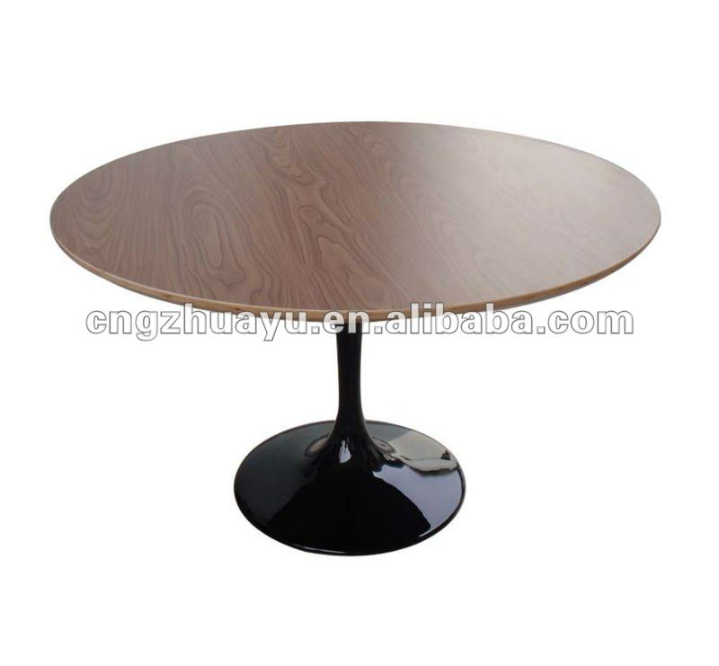 Saarinen tulip table basse hy b021 table en bois id de produit 574053407 Table basse saarinen