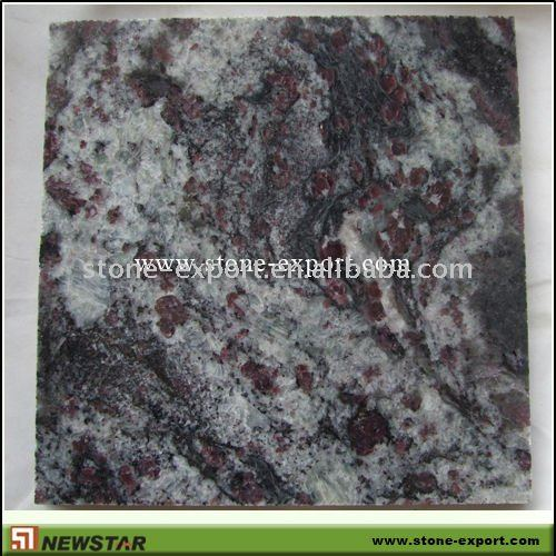 Fantasy Rose Granite