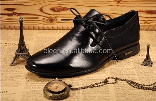 leather cow shoes dress for man Latest top Ffxqzz