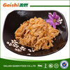 New Product Frozen Seasoned Scallop Trim Meat Salad for Japanese Sushi Food