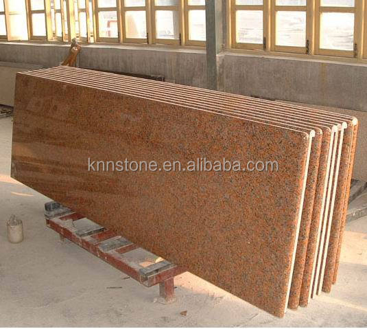 G562 Maple Red Granite Counter Top