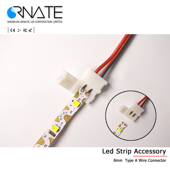 no soldering 3528 5050 2 pin 4 pin rgb led strip single corner rh alibaba com
