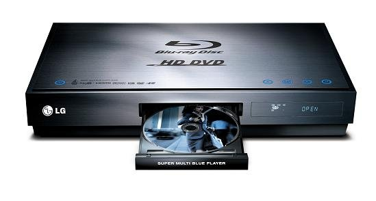 DVD Player BlueRay